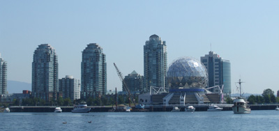 Expo Center, now Science World
