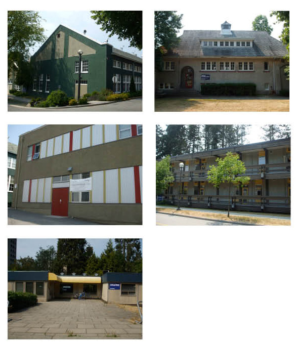 Binning Studios (Visual Arts), Landscape Architecture Studios, Visual Arts, Community and Regional Planning, Women's and Gender Studies