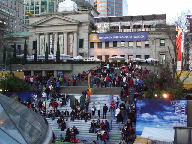 Lessons from Vancouver 2010