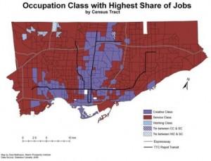 """Toronto's """"class divide"""""""