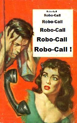 The curious case of the robocalls