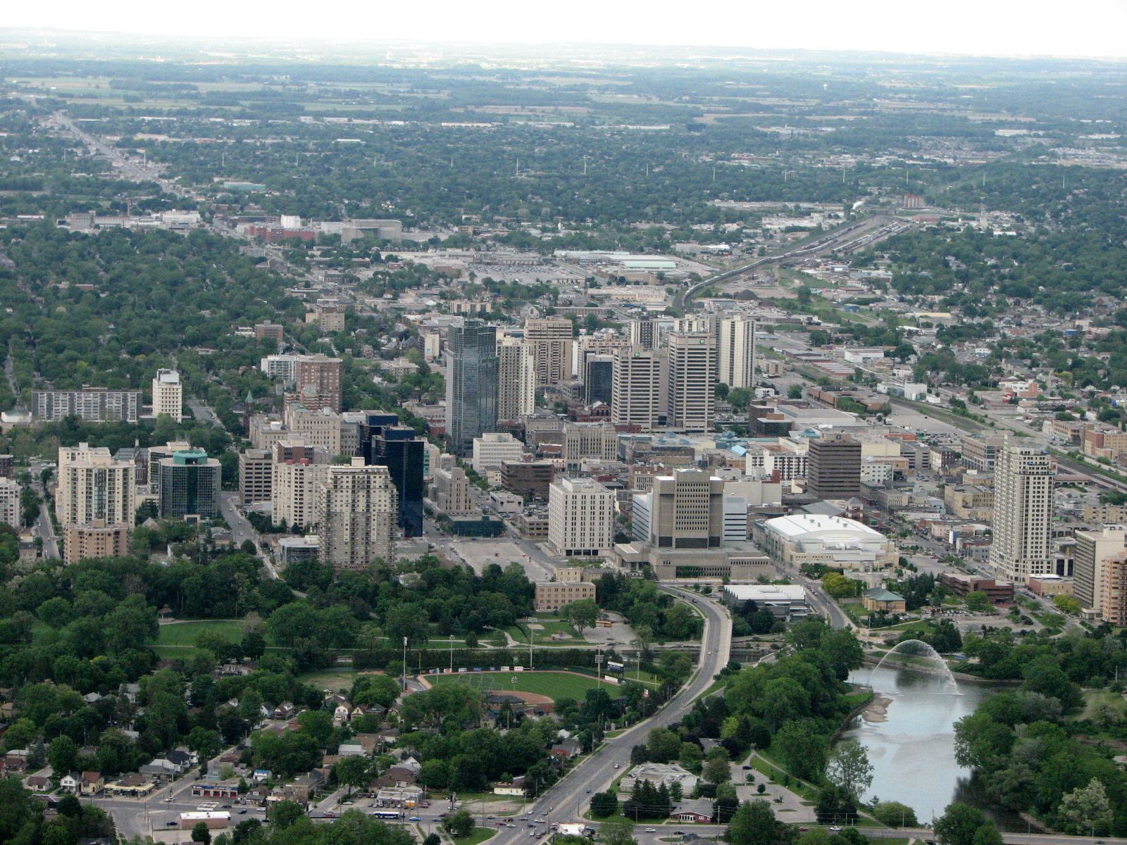 Province of ontario proposes sweeping changes to land use for Rainforest londra