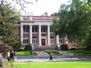 New position at the University of Oregon