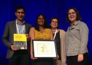 Planning Canada: A Case Study Approach is a CIP award winner!