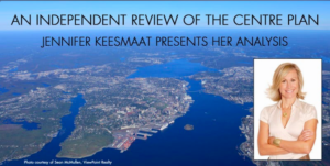 An Independent Review of Halifax's CentrePlan: Jennifer Keesmaat