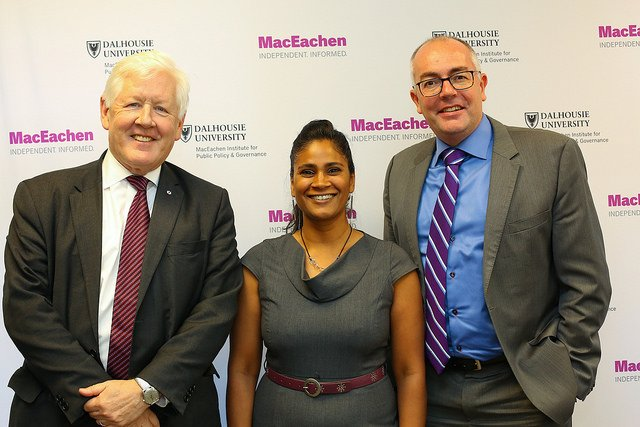 Bob Rae and MacEachen Institute