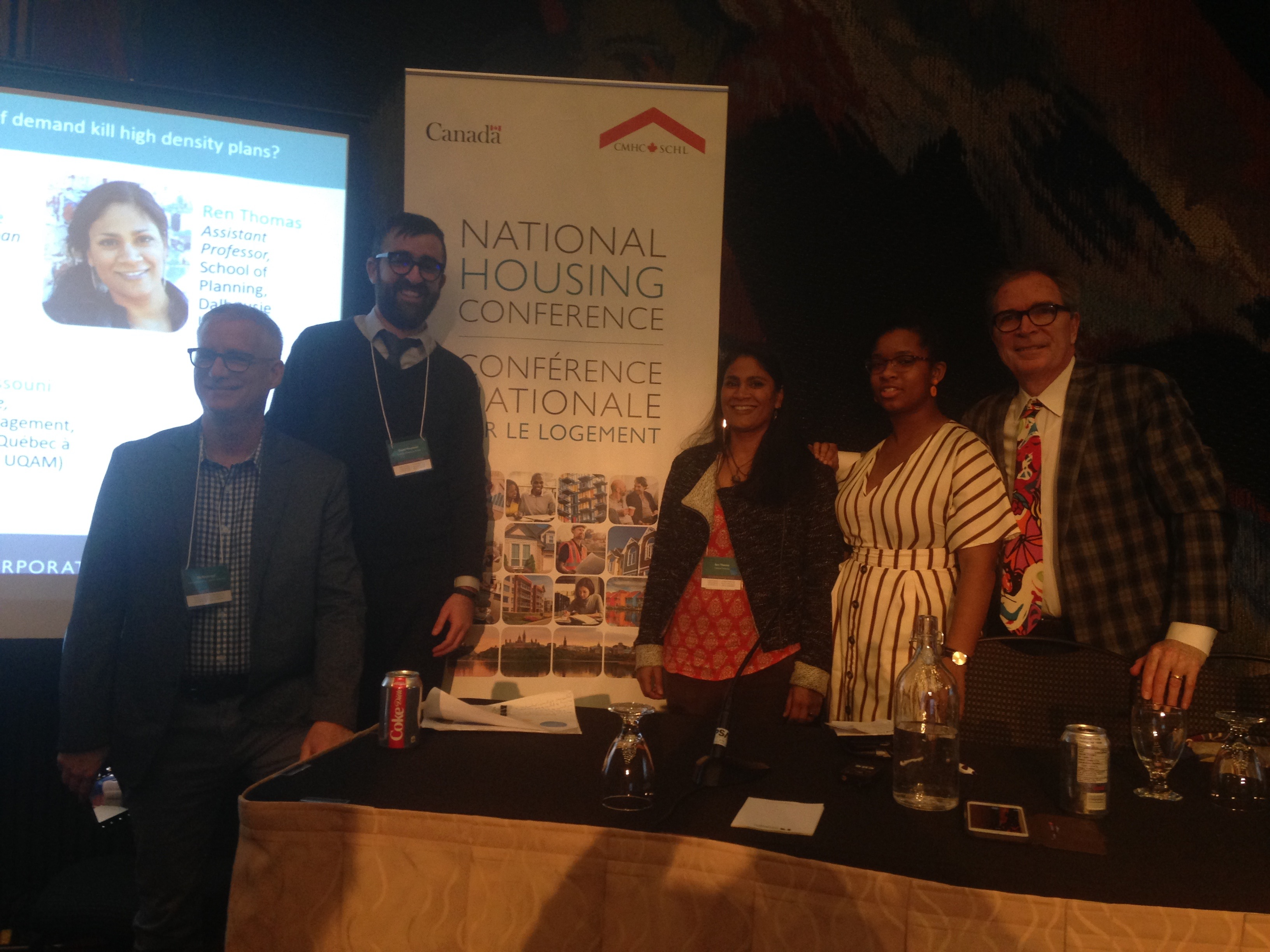 CMHC's first ever National Housing Conference