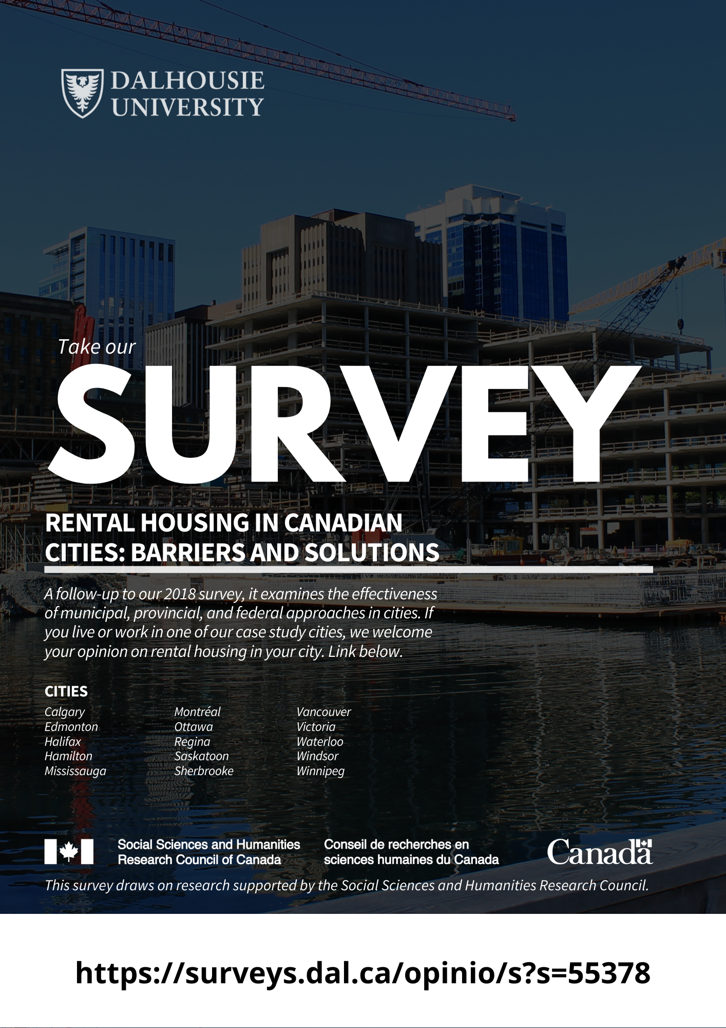 Help us evaluate your city's rental housing approach!