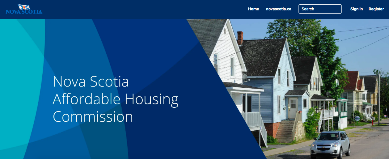 Fill in the NS Affordable Housing Commission survey on housing in Nova Scotia!