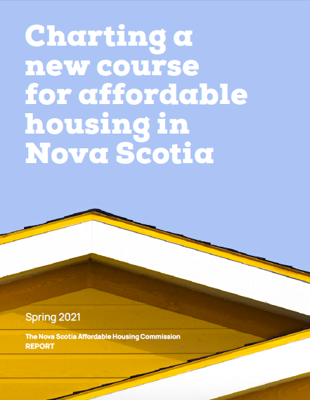 NS Affordable Housing Commission publishes report with 17 recommendations
